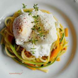makaron-z-warzywami