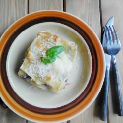 lasagne-wegetarianska