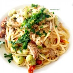 spaghetti-z-makrela-i-bobem_1