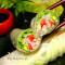 Spring rollsy z pieczoną kaczką i warzywami